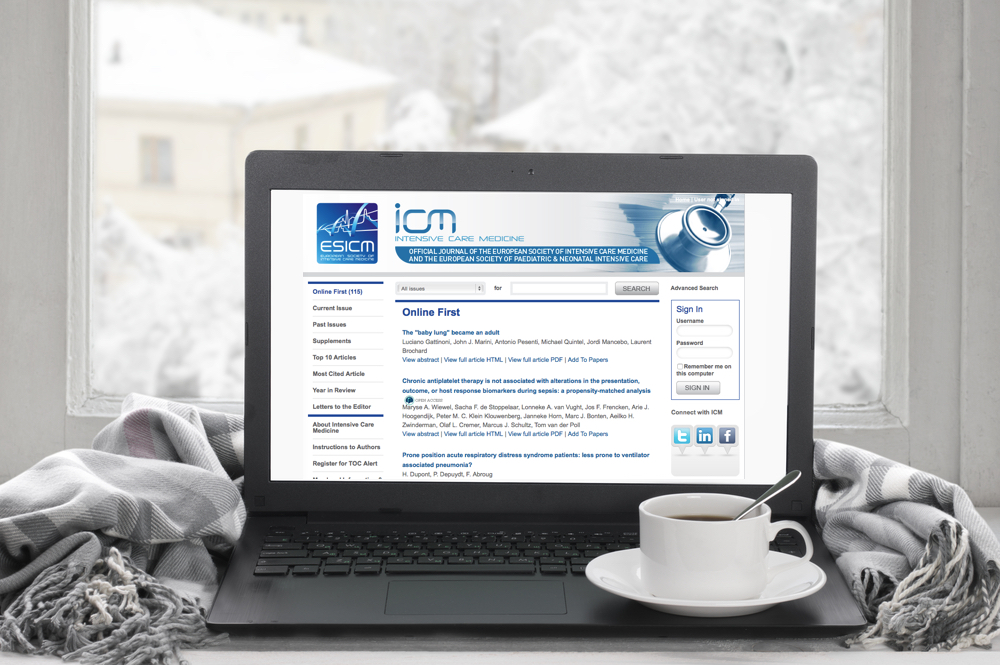 ONLINE FIRST - WHAT'S NEW IN ICM?